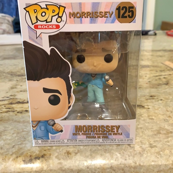 Funko pop Morrissey